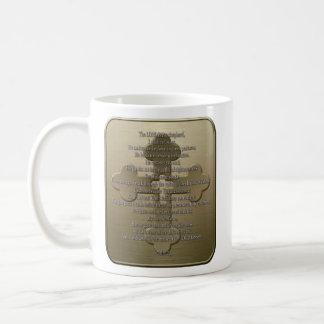 Psalm 23 - Brons Kaffemugg