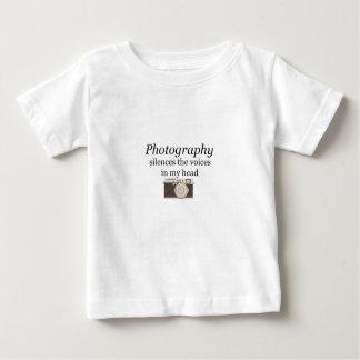 pstvimhPhotographyen tystar uttrycker i mitt huvud T Shirts
