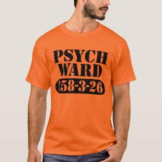 Psych avvärjer t-shirts