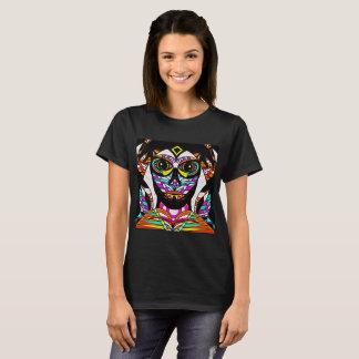 Psychedelic ansikte tröjor