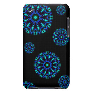 Psychedelic cirklar Case-Mate iPod touch skydd