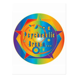 Psychedelic dröm… vykort