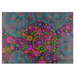 Psychedelic flyta bubblar