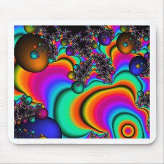 psychedelic fractalkonst musmatta