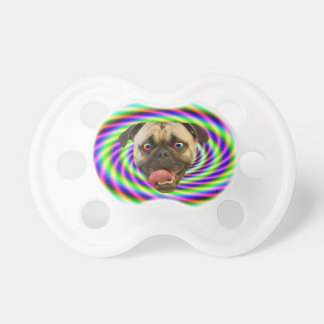 Psychedelic galen mopshund napp