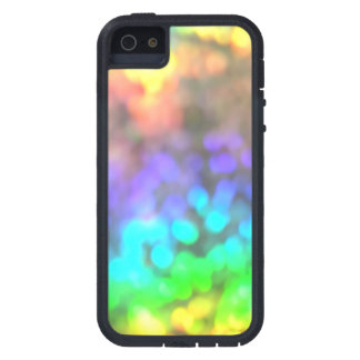 Psychedelic glitter iPhone 5 Case-Mate skydd