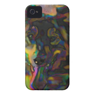 Psychedelic herde iPhone 4 Case-Mate skydd