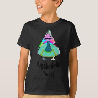 psychedelic kalkon t shirts