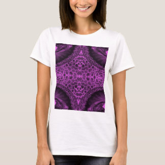 Psychedelic lilor tee
