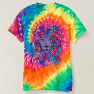 Psychedelic Purple Lion