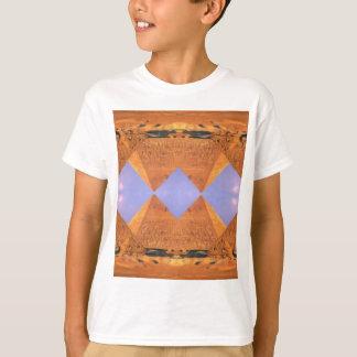 Psychedelic pyramider t shirt