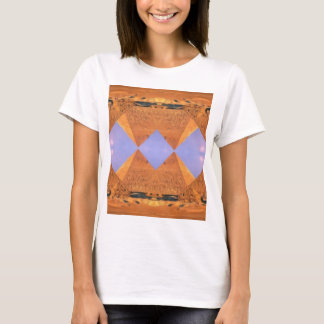Psychedelic pyramider tee shirts