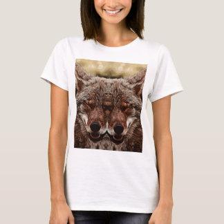 Psychedelic varg t-shirt