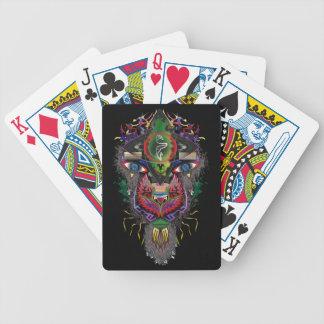 Psycotic beast spelkort