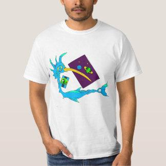 Psyhedelic utrymmeresa t shirt