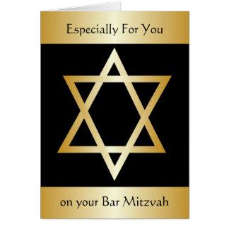Pub Mitzvah Hälsningskort