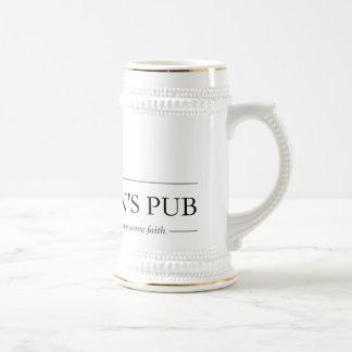 Pub Stein för St. Finnians Sejdel