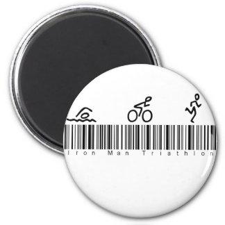 Puben kodifierar den Tri järnmanen Magnet