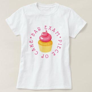PubExamenbiet av tårtan T-shirt