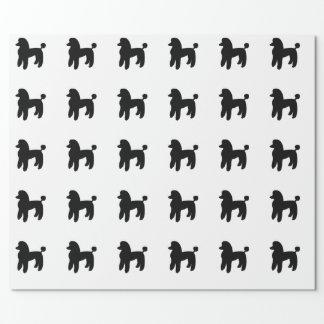 Pudelhund Presentpapper