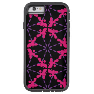 Pudelmuster Tough Xtreme iPhone 6 Fodral