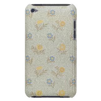 """""""Pudrad"""" design (textilen) iPod Case-Mate Skydd"""