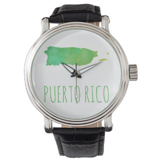 Puerto Rico Armbandsur