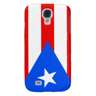 Puerto Rico Galaxy S4 Fodral