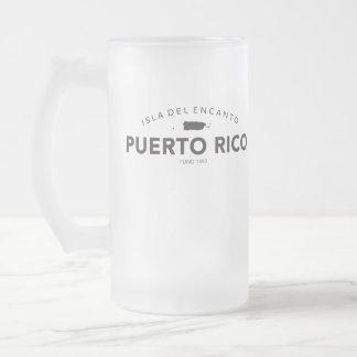Puerto Rico klassiker Barware Frostat Ölglas