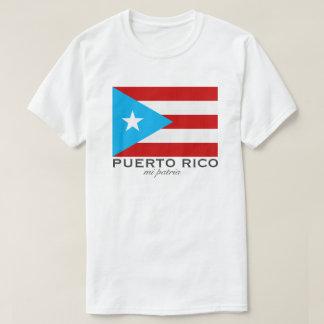 Puerto Rico Patria T-shirts