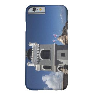 Puerto Rico San Juan, gammala San Juan, El Morro Barely There iPhone 6 Skal