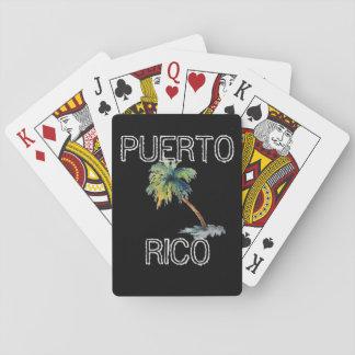 PUERTO RICO SOM LEKER KORT SPEL KORT