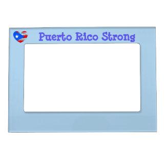Puerto Rico stark bildram Magnetisk Ram