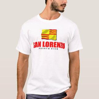 Puerto Rico t-skjorta: San Lorenzo Tee