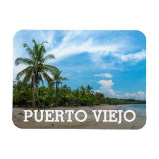 Puerto Viejo strand Magnet