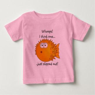 Pufferfisk - roliga meningar t shirts