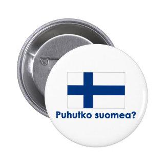 Puhutko Suomea? (Tala finskan?), Knapp