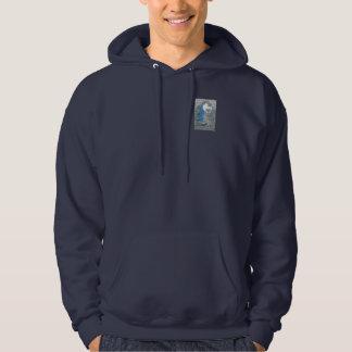 Pullover Michelle Andrews för måneugglaHoodie Tröja Med Luva