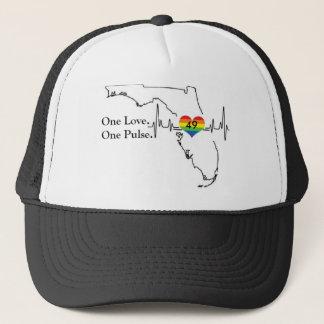 Pulsera den Orlando truckerkepsen Keps