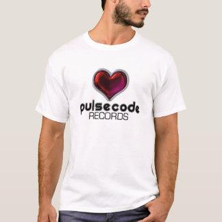 pulsera kodifierar t-shirt