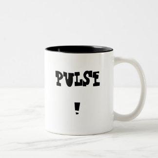 PULSERA! Två-Tonad MUGG