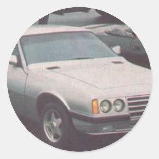 Puma 1990 AMV Runt Klistermärke