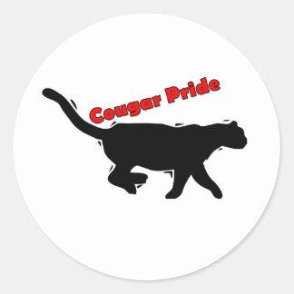 puma pride.pdf runt klistermärke