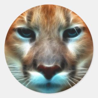 Puma Runt Klistermärke