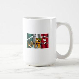 Pumpa och kängor kaffemugg