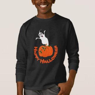 Pumpa och spöke - T-tröja T-shirt
