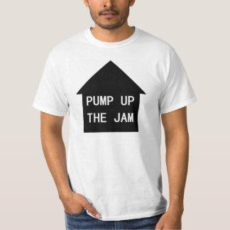 Pumpa upp syltkopiaT-tröja Tröjor