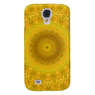 PumpablommarKaleidoscope Galaxy S4 Fodral