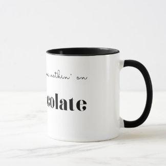 Pumpakryddan har Nothin på varm choklad