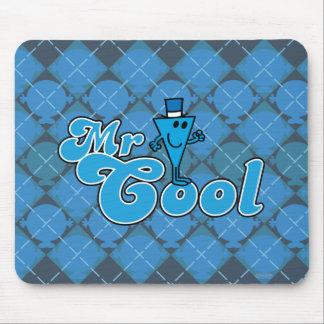 Pumpar den lyckliga näven för Herr coola | Musmattor